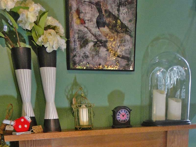Fireplace and mantlepiece gifts